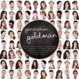 Pochette du premier opus de Génération Goldman, sorti en novembre 2012.