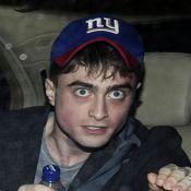 Daniel Radcliffe : Blafard et très cerné, Harry Potter fait peur !
