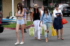 Les Kardashian : Kim absente, la famille au complet pour un week-end festif