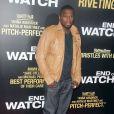 """50 Cent à la première de """"End of Watch"""" à Los Angeles, le 17 septembre 2012."""