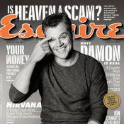 Brad Pitt : Jaloux du papa qu'est Matt Damon