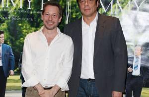 Benicio Del Toro, chevelu tel Pablo Escobar, aux côtés de Mathieu Amalric