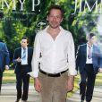 Mathieu Amalric lors de la présentation du film Jimmy P. à Paris le 8 juillet 2013