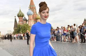Louise Bourgoin et Natalia Vodianova : Modeuses élégantes qui subliment Moscou