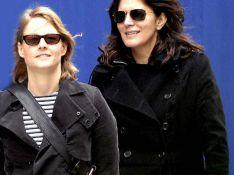 PHOTO : Jodie Foster et sa nouvelle compagne, leur bonheur au grand jour !
