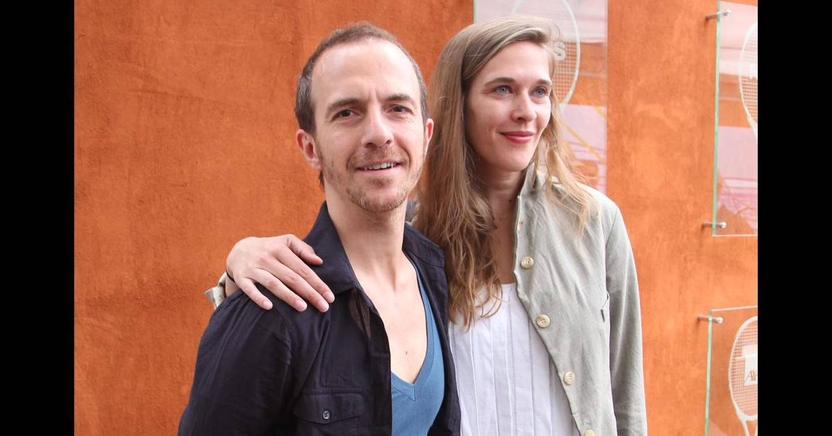 Calogero et sa compagne marie bastide roland garros paris le 30 mai 2011 - Stephane marie et sa compagne ...
