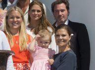 Princesse Victoria: Reine du sport avec Estelle et les mariés Madeleine et Chris