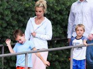 Britney Spears, radieuse, profite de ses fils avant son marathon à Las Vegas