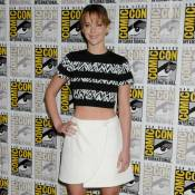 Jennifer Lawrence, Scarlett Johansson, Keri Russell, glamour au Comic-Con 2013