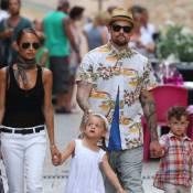 Nicole Richie : En famille à Saint-Tropez pour des vacances réussies