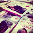 Le livre de Nabilla, en kiosques jeudi 11 juillet 2013