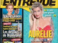 Aurélie (Les Anges de la télé-réalité 5) : Lolita sexy et tatouée pour Entrevue