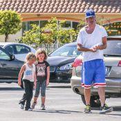 Jerry O'Connell, papa poule : Burgers et glace, le bonheur pour ses jumelles !