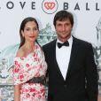 """Astrid Munoz au Love Ball organisé par Natalia Vodianova au profit de la Fondation """"The Naked Heart"""" à l'Opéra Garnier à Monaco le 27 juillet 2013."""