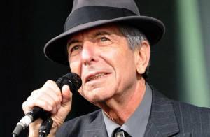 Bono, un fan malheureux de Leonard Cohen au Nice Jazz Festival !