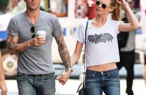 Adam Levine et Behati Prinsloo : Les fiancés cherchent un appartement