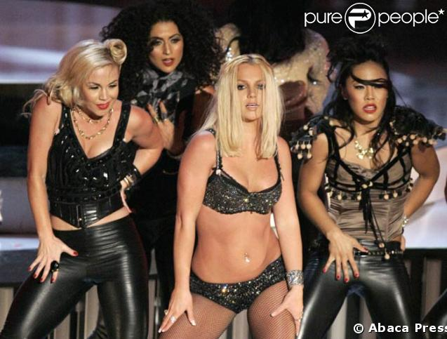 Britney Spears aux MTV Video Music Awards 2007