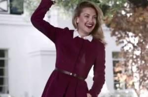 Kate Hudson : Modeuse chic devant ses neveux pour Ann Taylor
