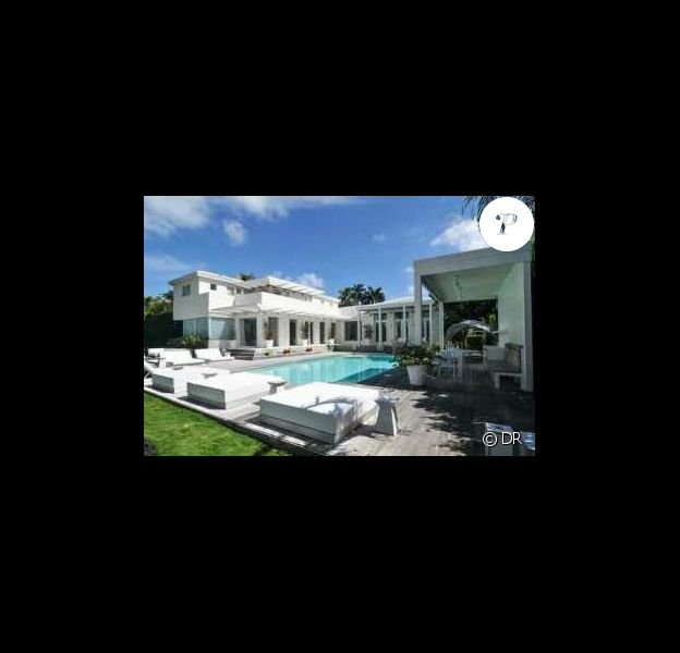 Shakira vend sa villa de Miami pour 14,9 millions de dollars.