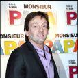 """Pierre Palmade - Avant-première de """"Monsieur Papa"""" à Paris le 31 mai 2011."""
