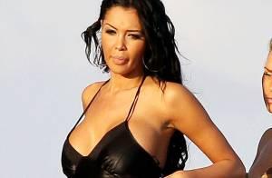 Nabilla menacée de mort après sa bagarre à Miami : 'Je n'ai pas peur'