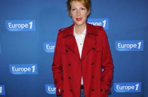 Natacha Polony : La journaliste maman pour la 3e fois, d'un petit Bartolomé !