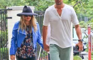 Fergie : Baby bump moulé, plus enceinte et stylée que jamais avec son homme !