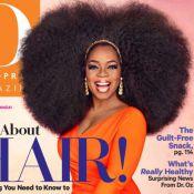 Oprah Winfrey : Excentrique, elle pose avec ''un chihuahua'' sur la tête !