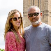 Christian Audigier et Nathalie Sorensen : En amoureux à Londres avant le mariage