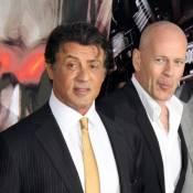 Expendables 3 : Bruce Willis ''voulait 4 millions pour 4 jours de tournage''