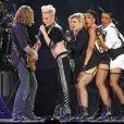 Pink sur scène avec le spectacle The Truth About Love Tour à Leipzig, en Allemagne, le 12 mai 2013.