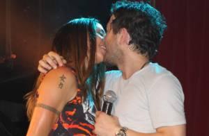Mel C : L'Ex-Spice Girl échange un baiser langoureux avec Matt Cardle !