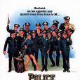 Affiche du film Police Academy.