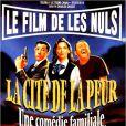 Affiche du film La Cité de la peur.