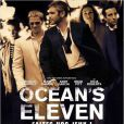 Affiche du film Ocean's Eleven.