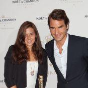 Marion Bartoli, ultrasexy, et Roger Federer : Soirée champagne avec Bob Sinclar