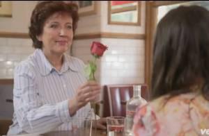 Roselyne Bachelot drague Joyce Jonathan dans son nouveau clip !