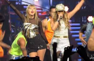 Jennifer Lopez et Taylor Swift : Duo sexy, improbable et délirant !