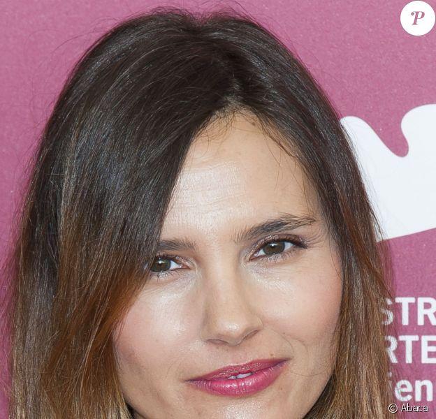 Virginie Ledoyen lors du photocall du jury officiel au Palazzo del Casino à Venise, le 28 août 2013.