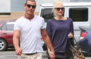 Gwen Stefani : De retour à L.A. avec mari et enfants, la fin des vacances