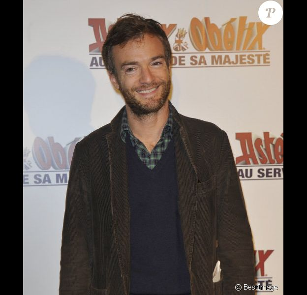 Jonathan Lambert, en septembre 2012 à Paris.