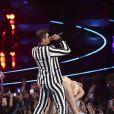 Robin Thicke et la très chaude Miley Cyrus lors des MTV VMA 2013.