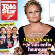 Magazine Télé Star du 7 au 13 septembre 2013.