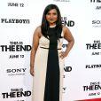 """Mindy Kaling - Première du film """"This is The End"""", à Westwood, le 3 juin 2013."""