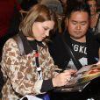 Léa Seydoux arrivant à l'aéroport international de Toronto pour le festival du film le 4 septembre 2013
