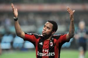 Robinho : La star du Milan AC victime d'un cambriolage dans sa villa