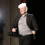 """Jean Paul Gaultier présente sa nouvelle """"Frimousse de Créateur"""" pour l'Unicef"""