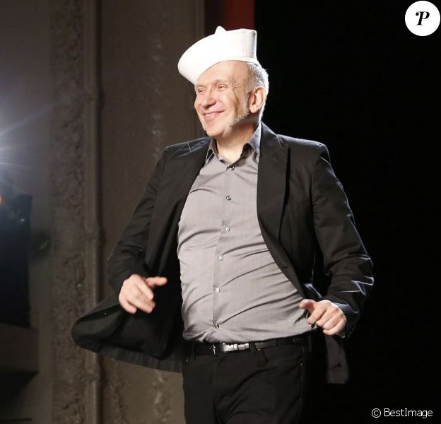 Jean-Paul Gaultier à Paris, le 3 juillet 2013.