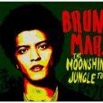 Bruno Mars est en tournée mondiale en 2013-2014 avec  The Moonshine Jungle Tour .