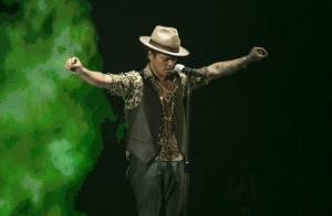 Bruno Mars roi du show (et froid) au Super Bowl XLVIII (2014) !